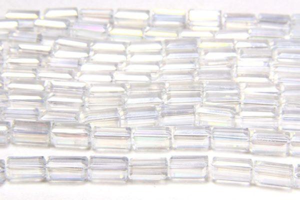 Clear AB Crystal Brick