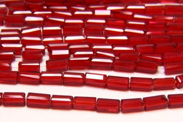 Ruby Crystal Brick