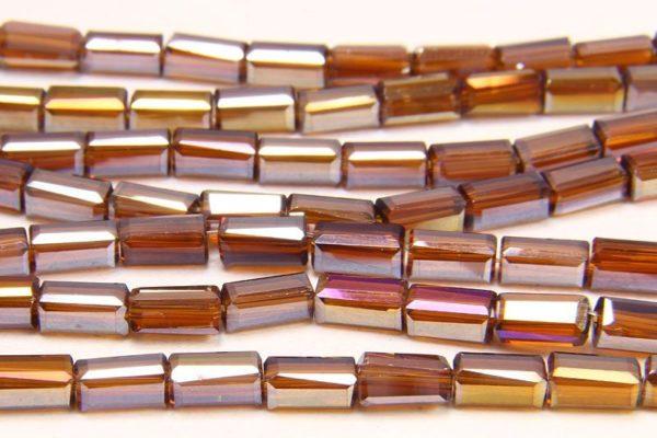 Topaz AB Crystal Brick