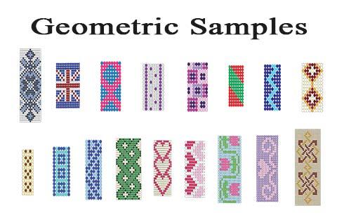 Geometric Patterns Page