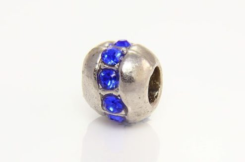 Cobalt Blue Studded Barrel