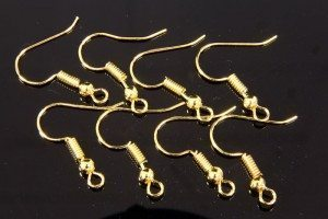 earwires Gold