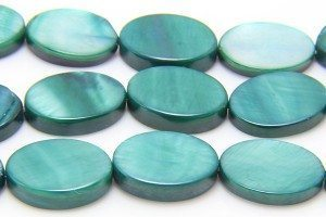Sea Green Tint Natural Shell