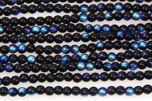 Round Czech Glass Beads