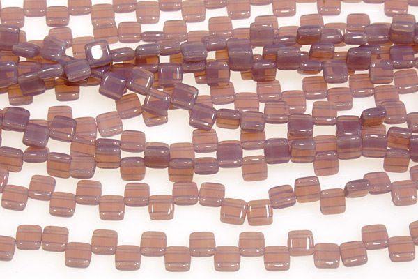 Lilac Milky 2-Hole Tile