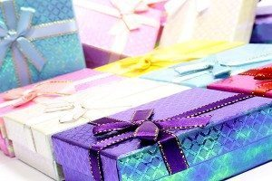 Gift Boxes, Packaging and Display