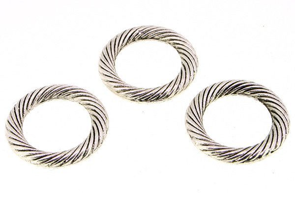 Large Rope Rings