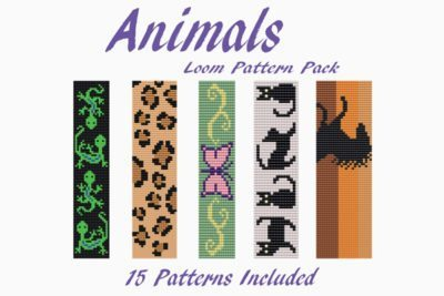 Loom and Square Stitch Patterns