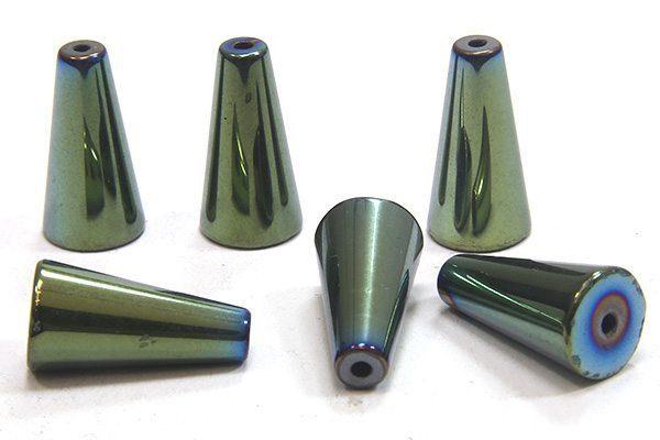 Bluegrass Hematite Cone