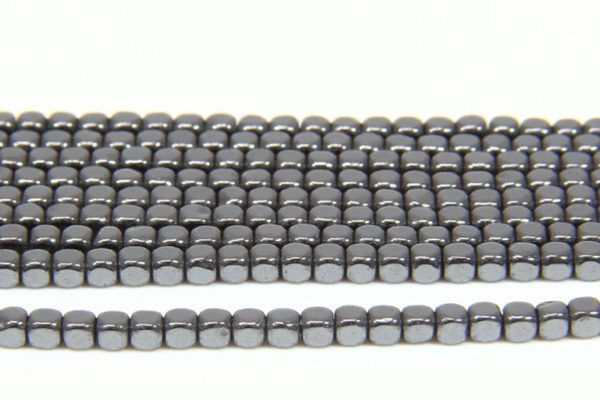 Natural Rounded Hematite Cubes