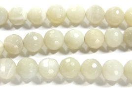 Moonstone Facetted Gemstone