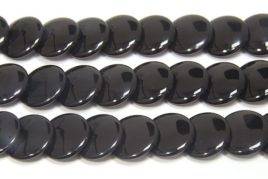 Black Onyx Overlay Gemstone