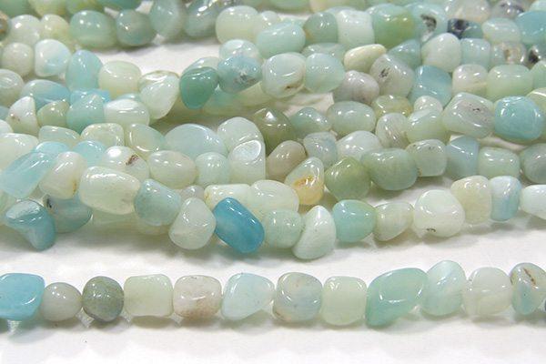 Amazonite Gemstone Pebbles