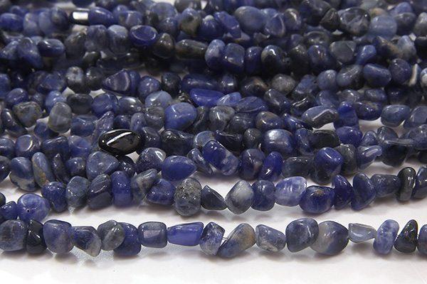 Sodalite Gemstone Pebbles