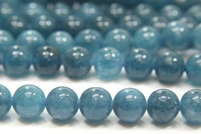 Apatite 8mm Gemstone Round
