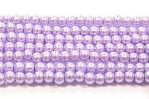 Lavender Glass Pearl