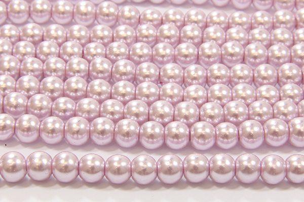 Lilac Glass Pearl