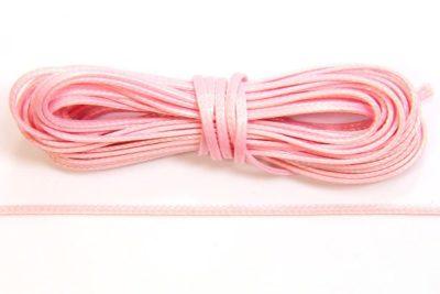 Pink Slinky Ribbon Cord