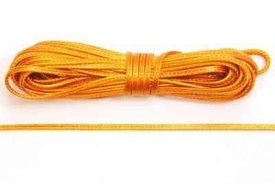 Gold Slinky Ribbon Cord