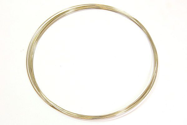 Necklace Memory Wire