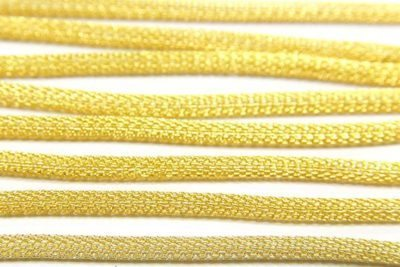Gold Woven Chain