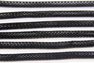 Black Woven Chain