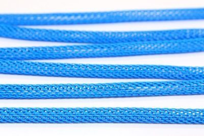 Azure Blue Matte Chain