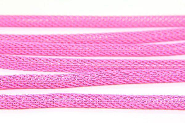 Hot Pink Matte Chain