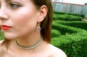 starburst-earring