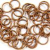 7mm Copper Jump Rings