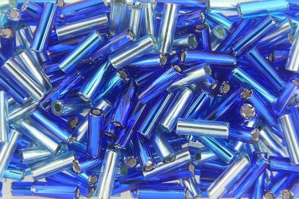 Neptune Mix Preciosa Bugle Beads