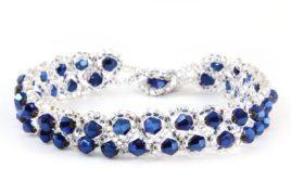 Crystal Raindrop Bracelets