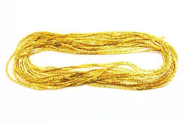 Gold Crimpable Chain