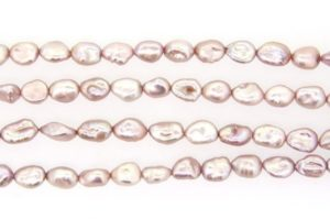 Natural Rose Keishi Pearl