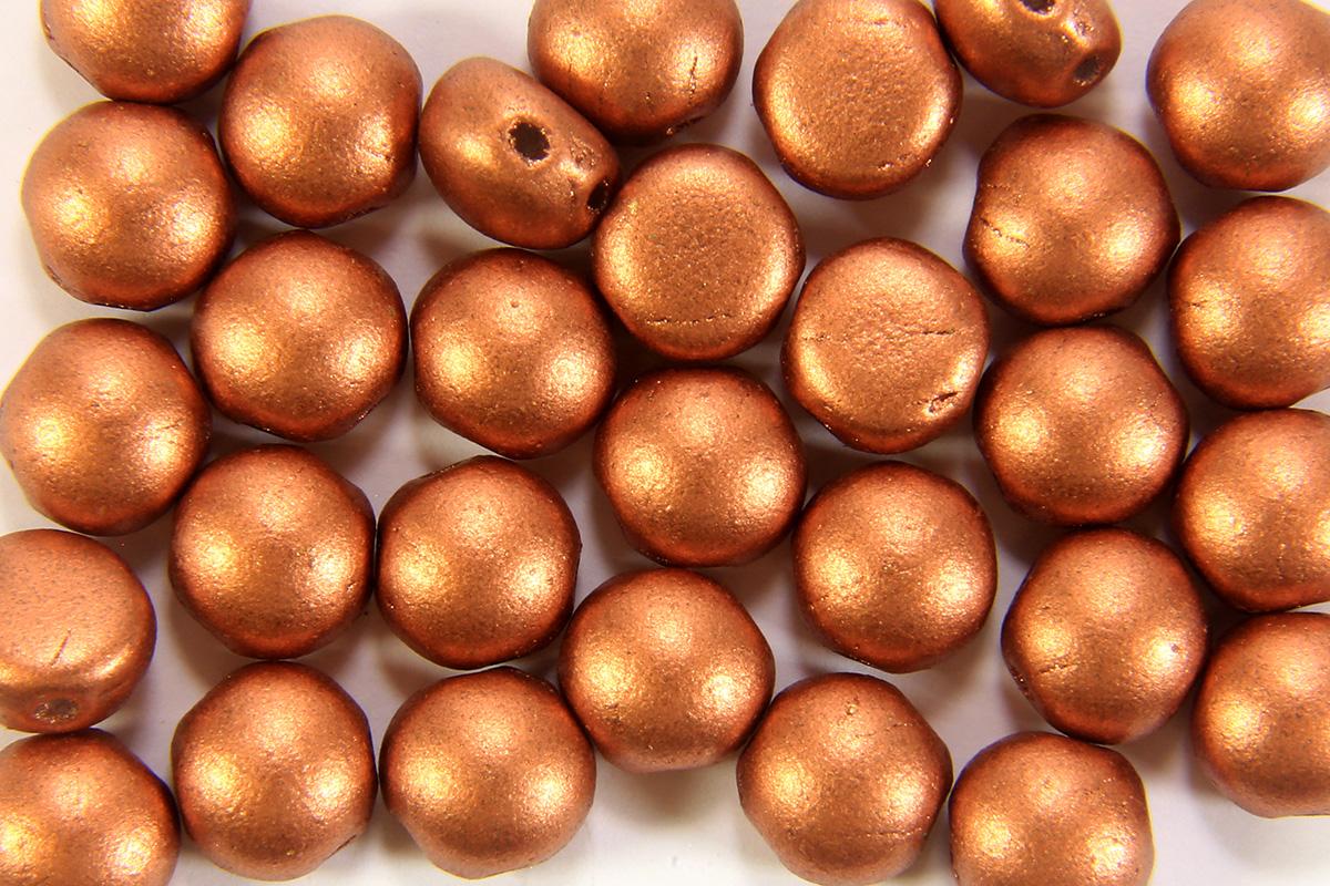 Satin Bronze Preciosa Candy Beads