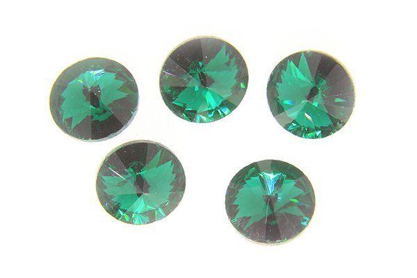 Aurora Emerald Crystal Rivoli