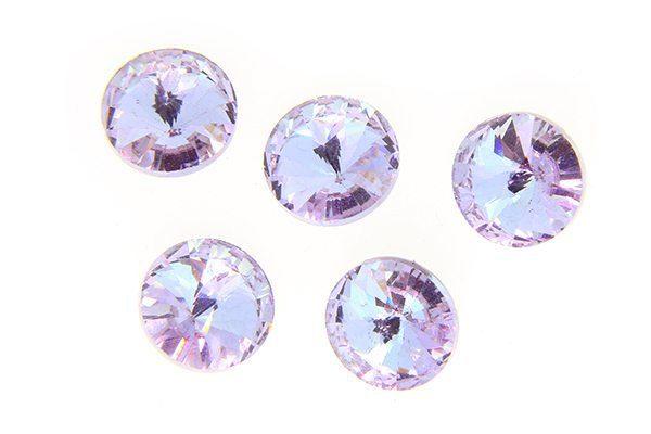 Aurora Lilac Crystal Rivoli