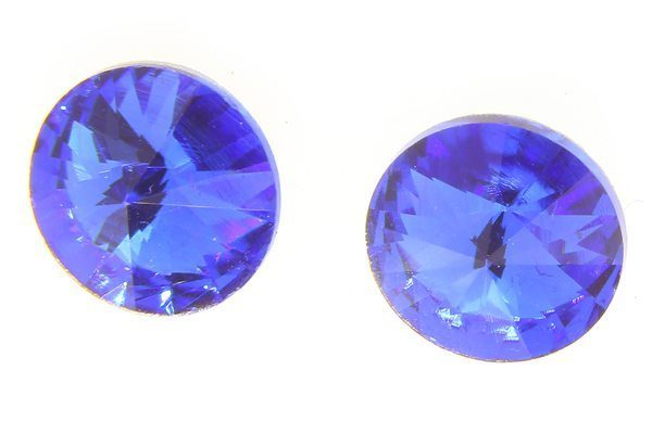 Aurora Royal Blue Crystal Rivoli