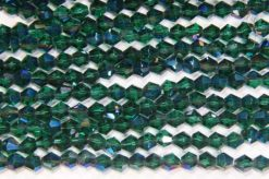 Emerald Sea AB Crystal Bicones