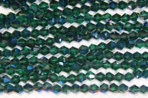 Emerald Sea AB Crystal Bicones
