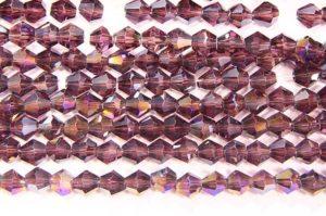 Crystal Bicones