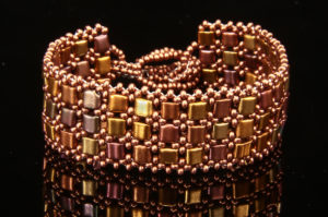 Copper Rose Times Square Bracelet Kit