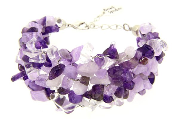 GemstoneChip-Bracelet
