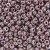 Opaque Sfinx Light Aubergine Preciosa Seed Beads