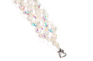 Crystal Clear Romance Bracelet Kit