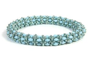 Aquamarine Tudor Bangle Kit