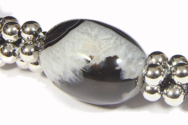 Silver Moon Bracelet and Necklace Kit