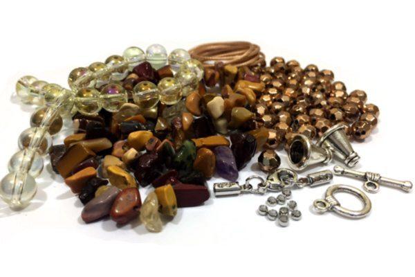 Gemstone Cluster Kit