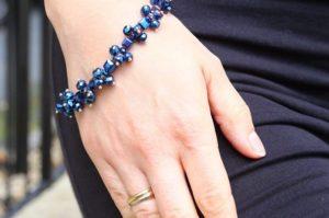 Amour Crystal Bracelet
