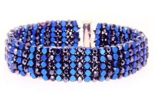 Midnight Blue Manhattan Bracelet